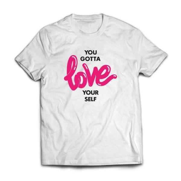 You Gotta Love Yourself - T-shirt (2019 Summer Tour Dates) - Melanie C