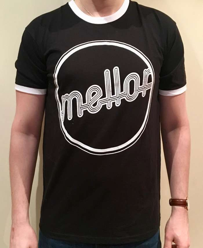 Mellor Black T-Shirt - Mellor