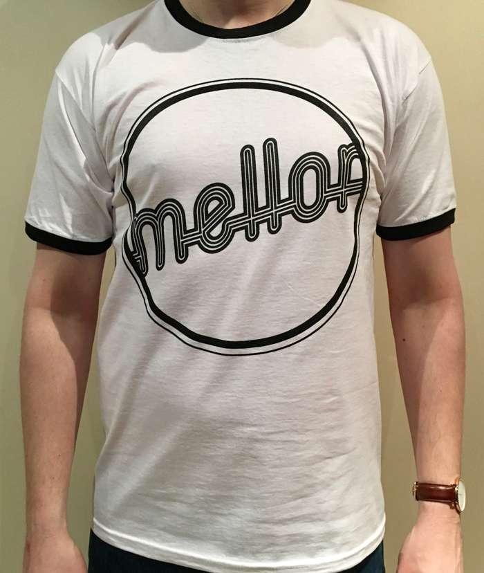 Mellor White T-Shirt - Mellor