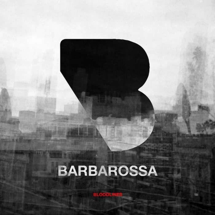Barbarossa - Bloodlines - LP - Memphis Industries