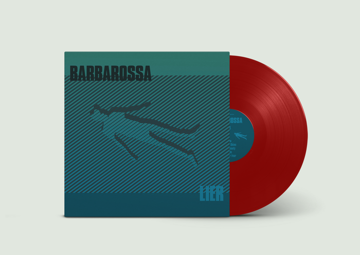Barbarossa - Lier - LP - Memphis Industries