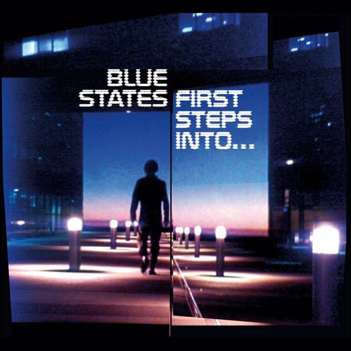 Blue States - First Steps Into… - CD - Memphis Industries