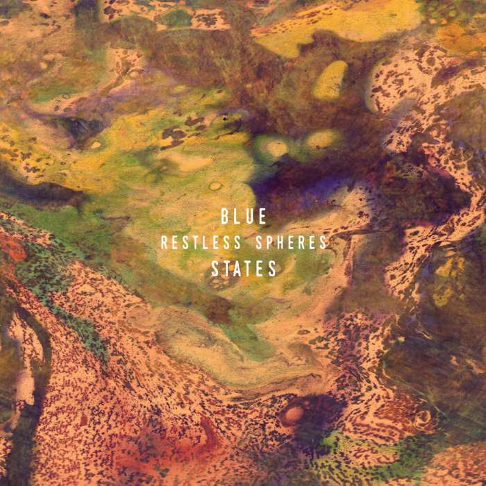 Blue States - Restless Spheres -CD - Memphis Industries