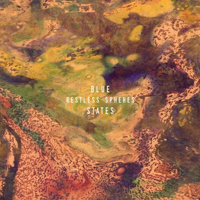 Blue States - Restless Spheres - Vinyl - Memphis Industries