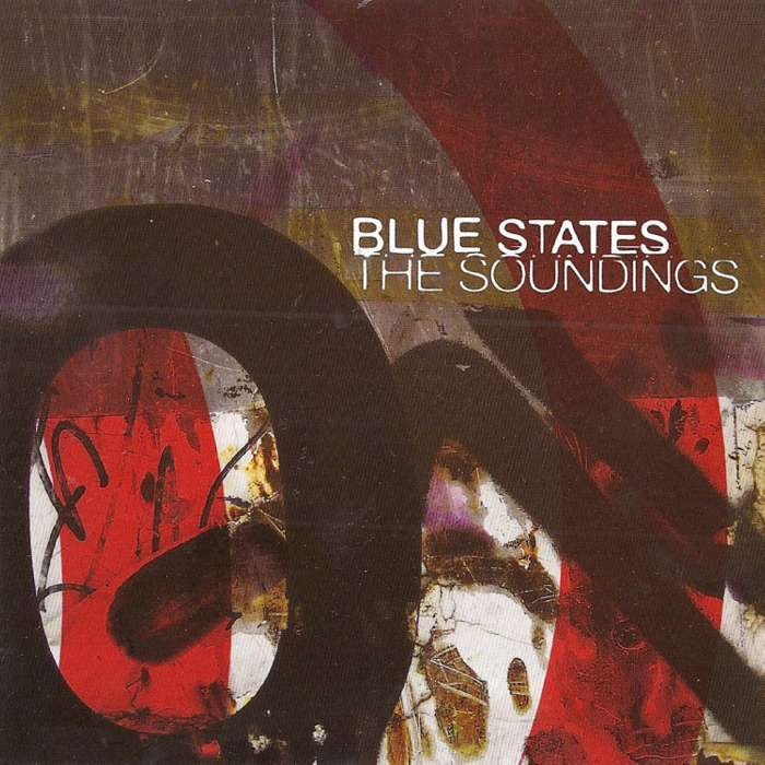 Blue States - The Soundings - CD - Memphis Industries