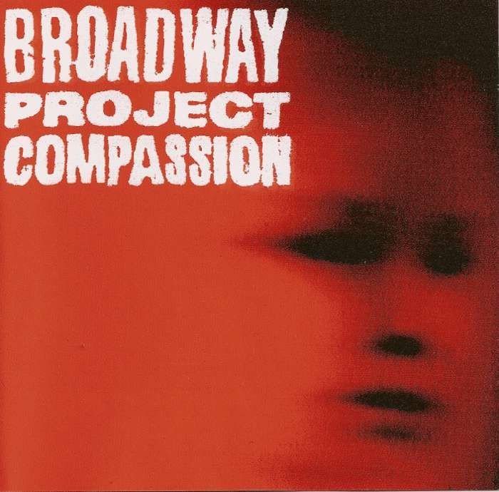 Broadway Project - Compassion - CD - Memphis Industries