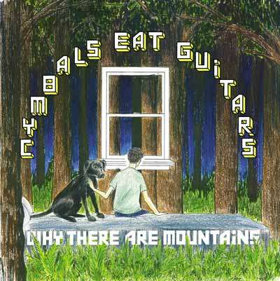 Cymbals Eat Guitars - Why There Are Mountains - CD - Memphis Industries