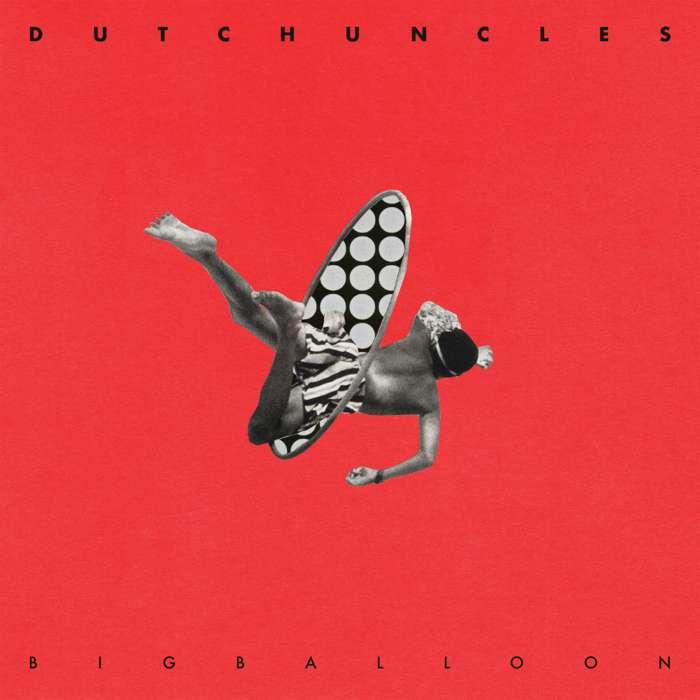 Dutch Uncles - Big Balloon - CD - Memphis Industries