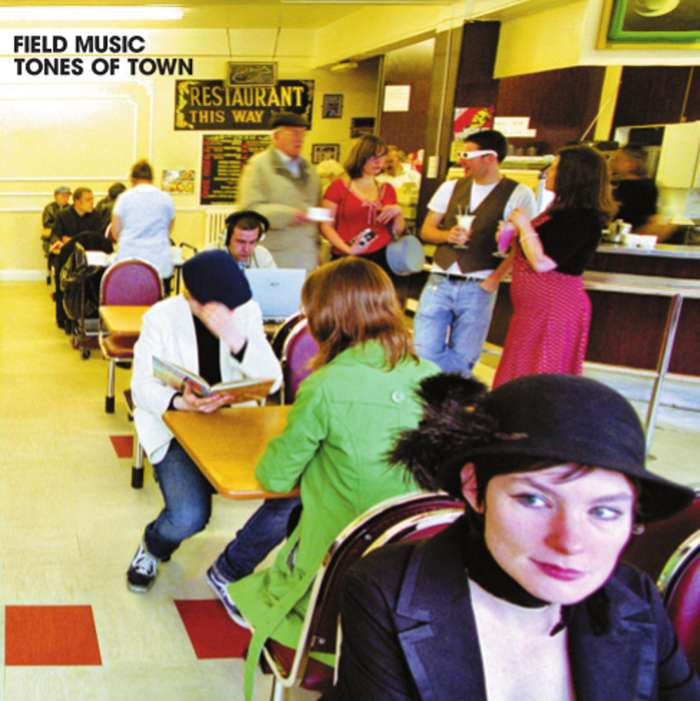 Field Music - Tones of Town - LP - Memphis Industries