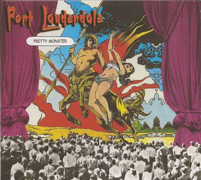 Fort Lauderdale - Pretty Monster - CD - Memphis Industries