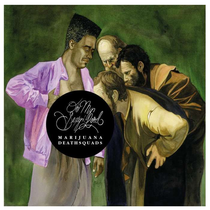 Marijuana Deathsquads - Oh My Sexy Lord - Vinyl - Memphis Industries