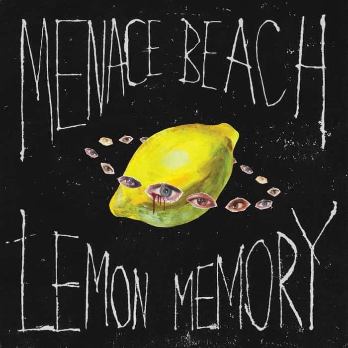 Menace Beach - Lemon Memory - CD - Memphis Industries