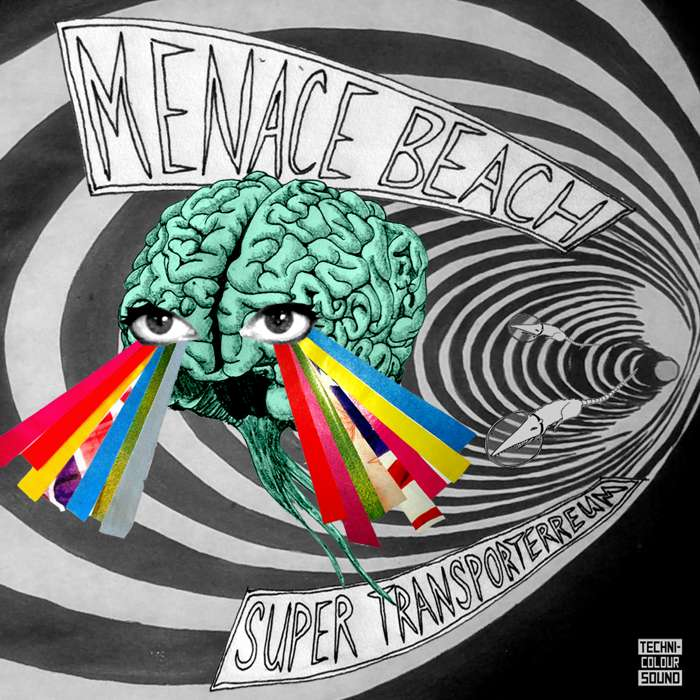Menace Beach - Super Transporterreum - Vinyl - Memphis Industries