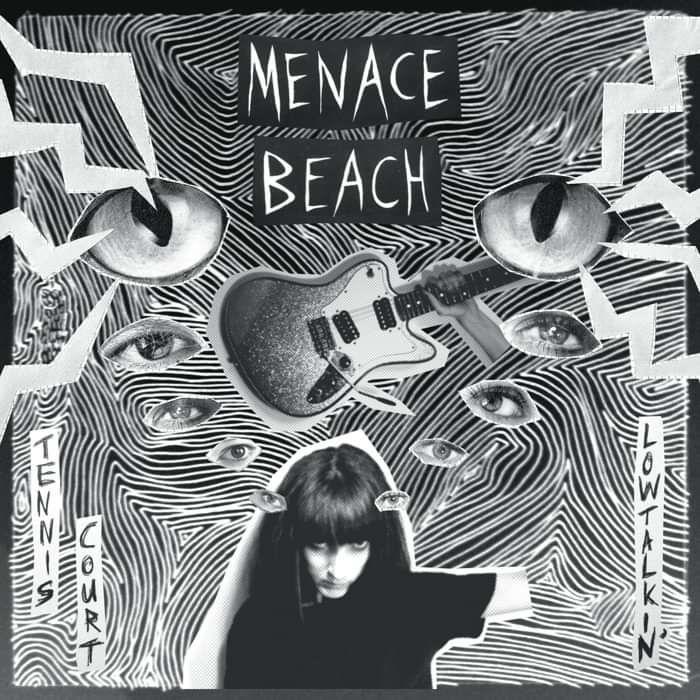 Menace Beach - Tennis Court - Memphis Industries