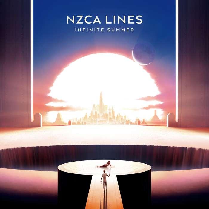 NZCA LINES - Infinite Summer - CD - Memphis Industries