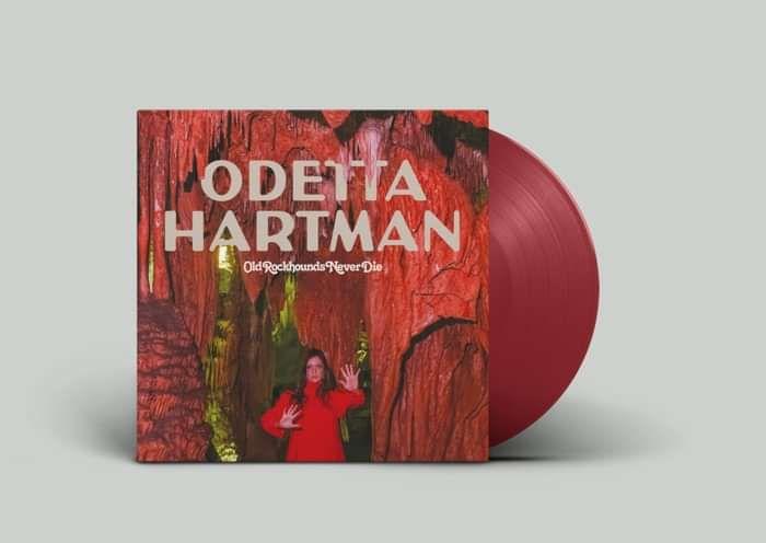 Odetta Hartman – Old Rockhounds Never Die - LP - Memphis Industries