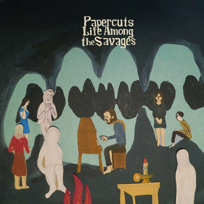 Papercuts - Life Among the Savages - CD - Memphis Industries