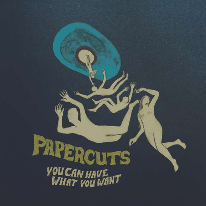 Papercuts - You Can Have What Y ou Want - CD - Memphis Industries