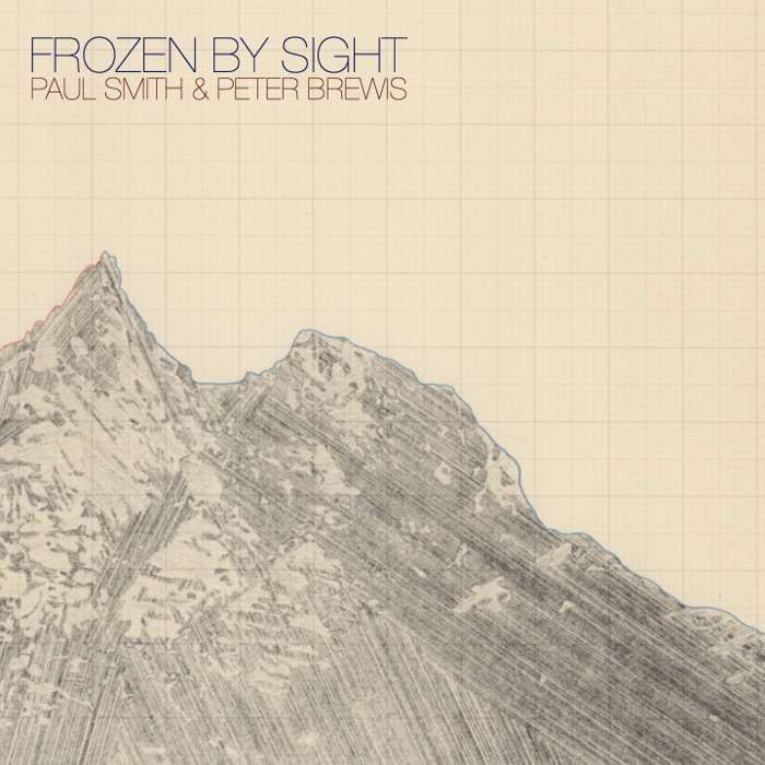 Paul Smith & Peter Brewis - Frozen by Sight - CD - Memphis Industries