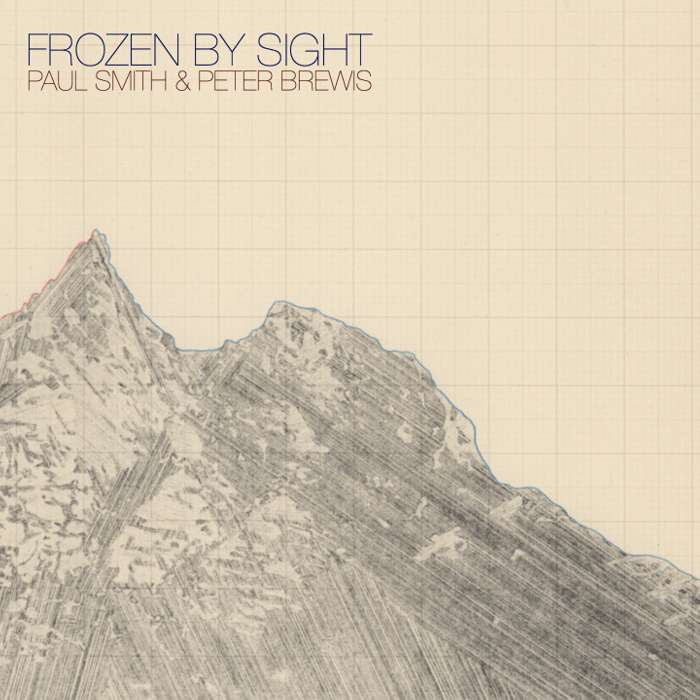 Paul Smith & Peter Brewis - Frozen by Sight - Vinyl - Memphis Industries