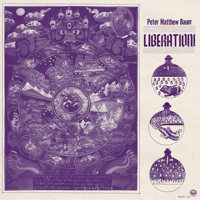 Peter Matthew Bauer - Liberation! - CD - Memphis Industries