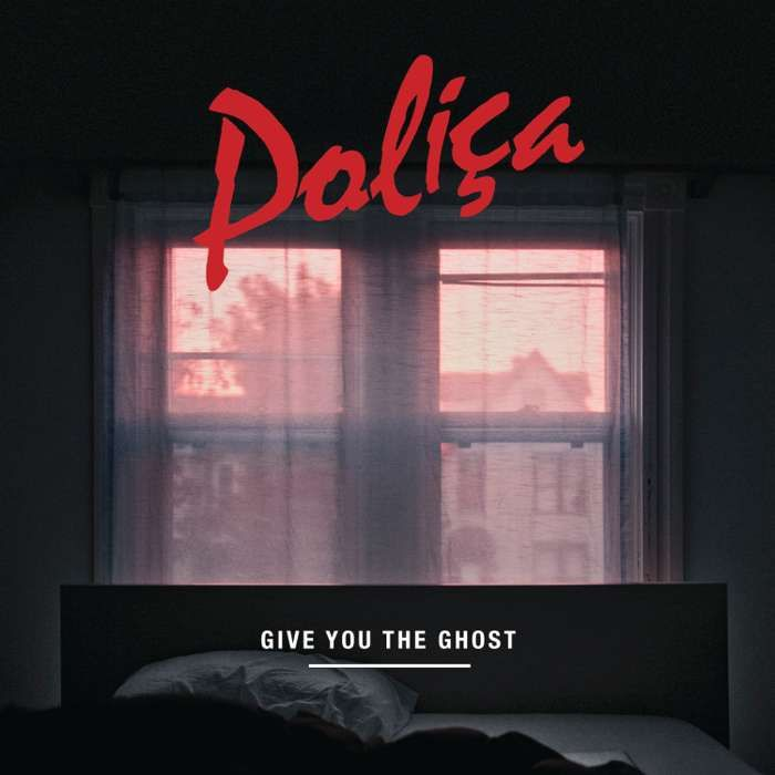 POLIÇA - Give You The Ghost - CD - Memphis Industries