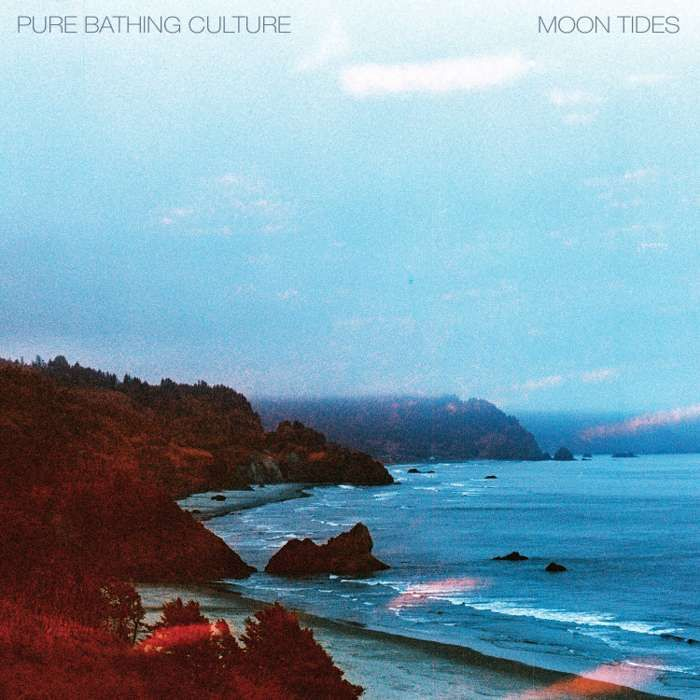 Pure Bathing Culture - Moon Tides - CD - Memphis Industries
