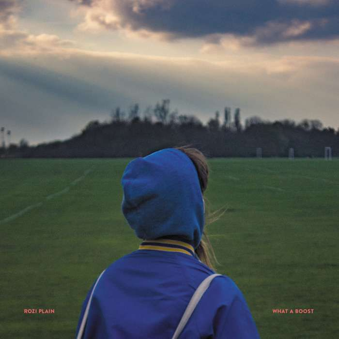 Rozi Plain - What a Boost - Glow in the Dark 180g LP - Memphis Industries