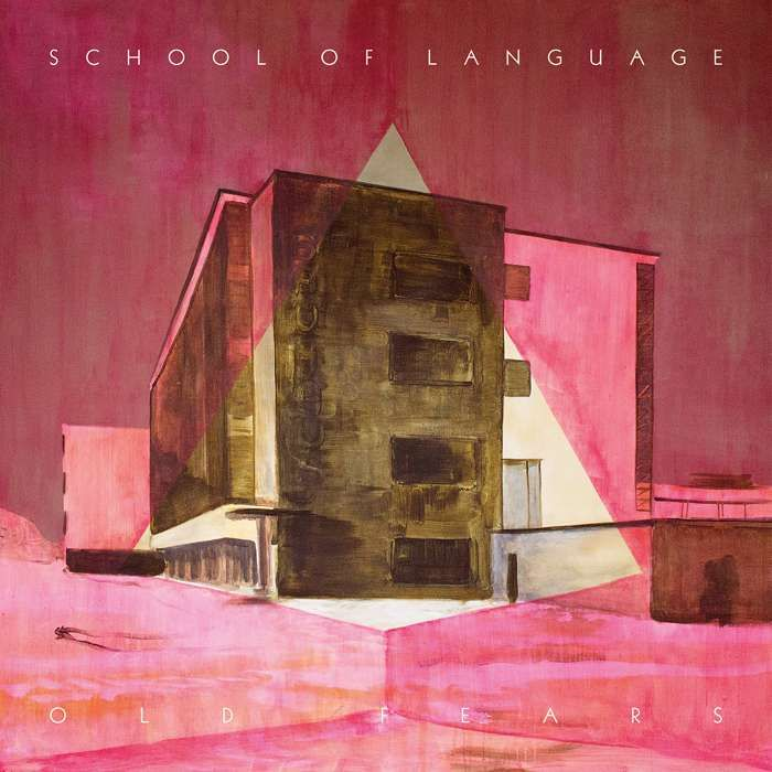 School of Language - Old Fears - CD - Memphis Industries