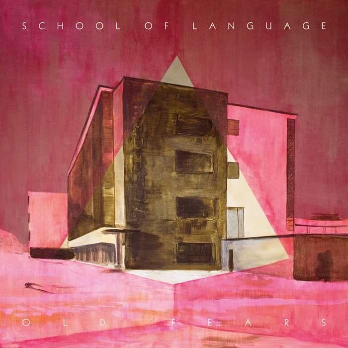 School of Language - Old Fears - CD - Memphis Industries