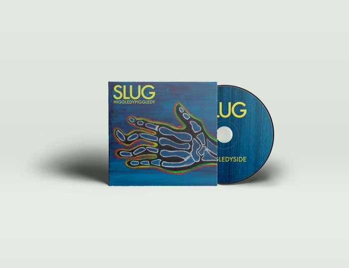 Slug – HiggledyPiggledy - CD - Memphis Industries