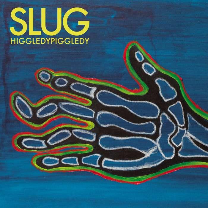 Slug – HiggledyPiggledy - LP - Memphis Industries