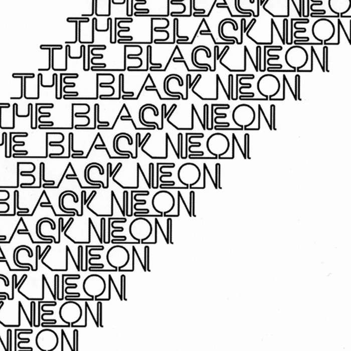 The Black Neon - Arts and Crafts - CD - Memphis Industries