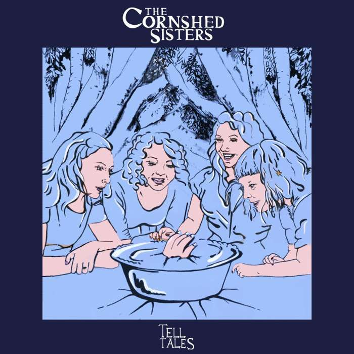 The Cornshed Sisters - Tell Tales - CD - Memphis Industries