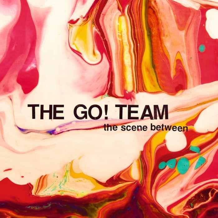 The Go! Team - The Scene Between - CD - Memphis Industries
