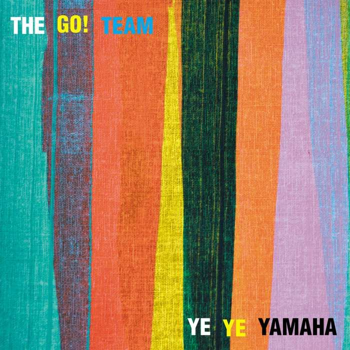 "The Go! Team - Ye Ye Yamaha 7"" - Memphis Industries"