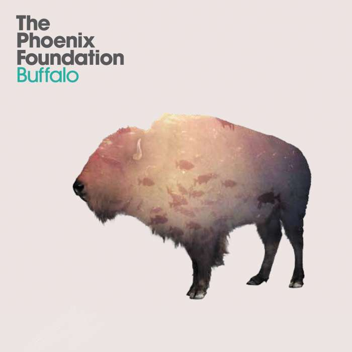 The Phoenix Foundation - Buffalo - CD - Memphis Industries