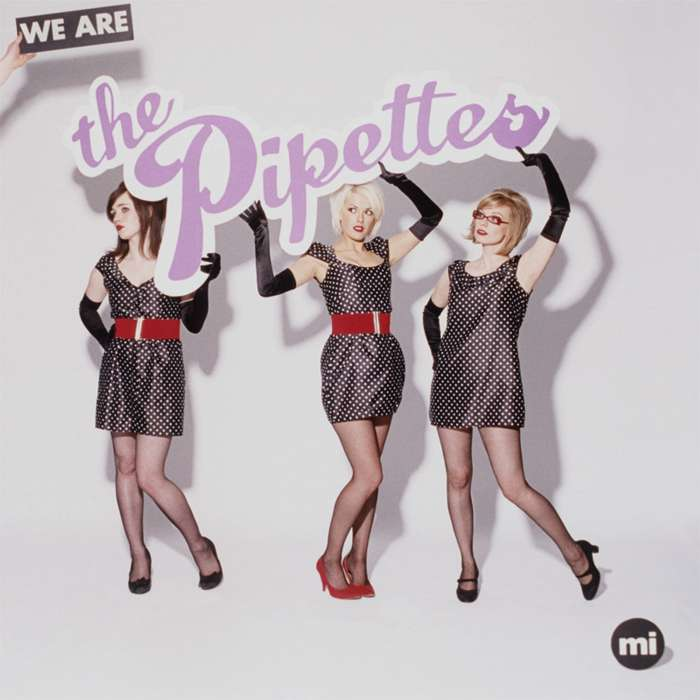 The Pipettes - We Are The Pipettes - CD - Memphis Industries