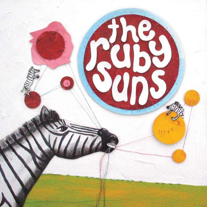 The Ruby Suns - The Ruby Suns - CD - Memphis Industries