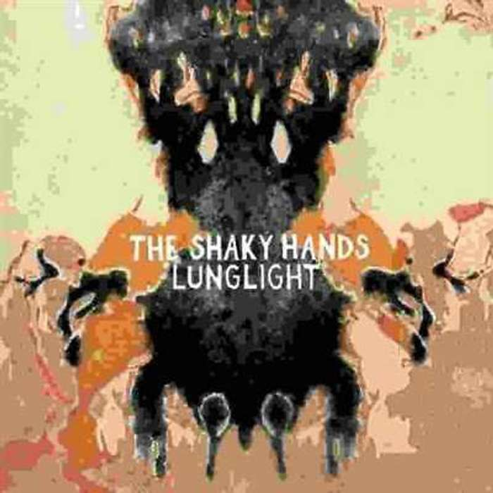 The Shaky Hands - Lunglight - CD - Memphis Industries