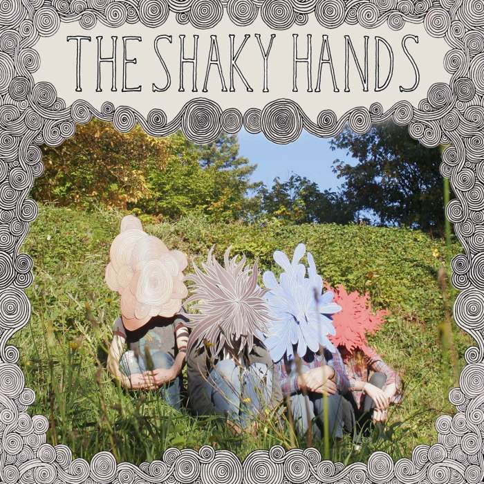 The Shaky Hands - The Shaky Hands - CD - Memphis Industries