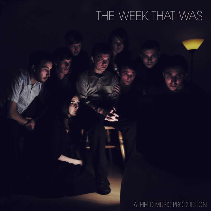 The Week That Was - The Week That Was - CD - Memphis Industries