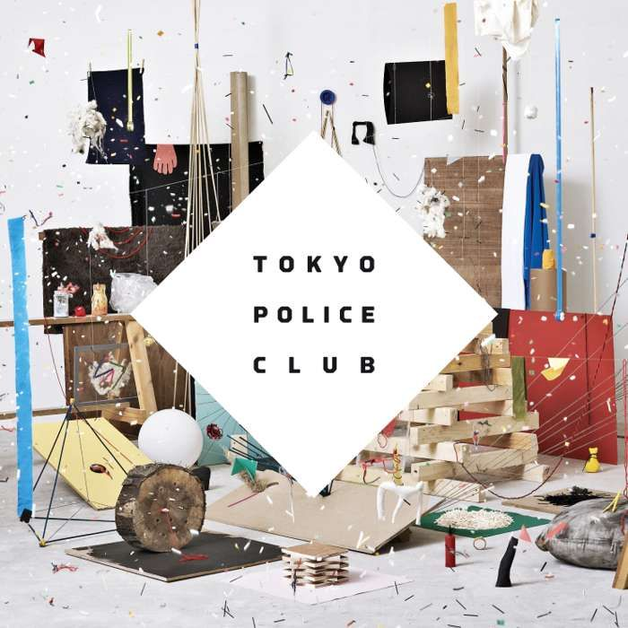 Tokyo Police Club - Champ - CD - Memphis Industries