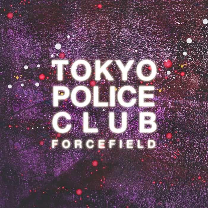 Tokyo Police Club - Forcefield - CD - Memphis Industries