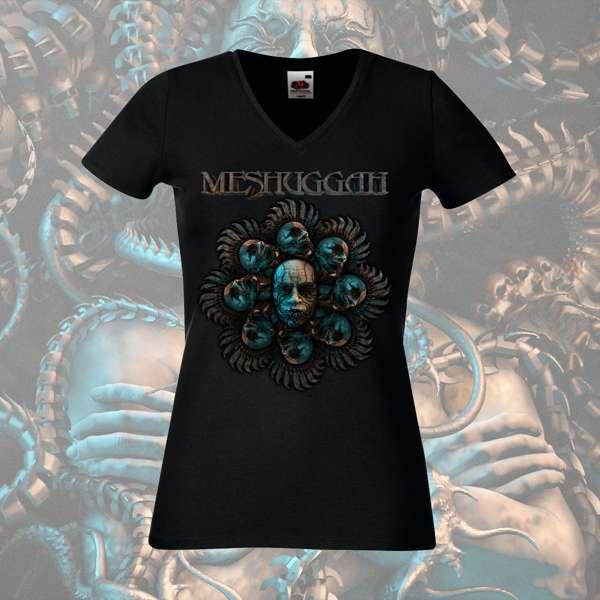 Meshuggah - Blade Girls T-Shirt - Meshuggah