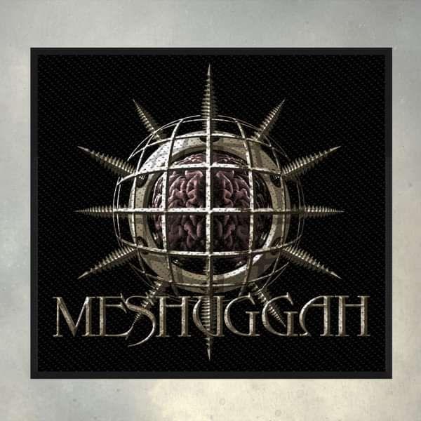 Meshuggah - 'Chaosphere' Woven Patch - Meshuggah