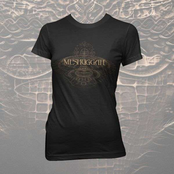 Meshuggah -  Collider Fitted T-Shirt - Meshuggah