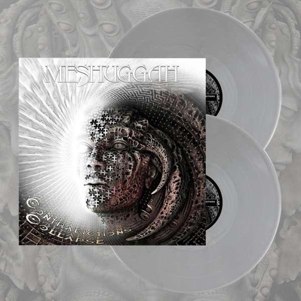 Meshuggah - 'Contradictions Collapse' Grey 2LP - Meshuggah