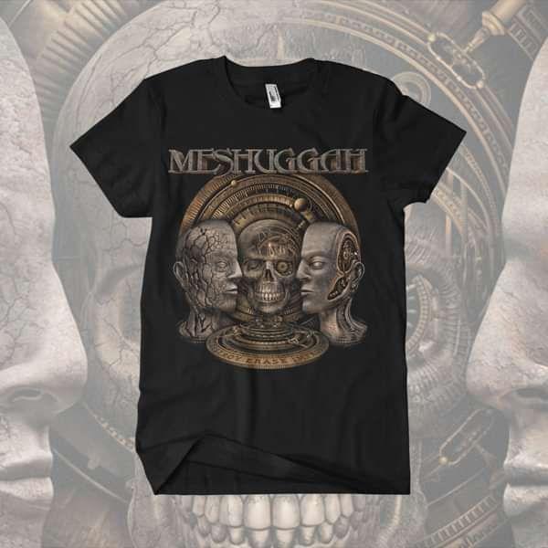 Meshuggah - 'Destroy' T-Shirt - Meshuggah
