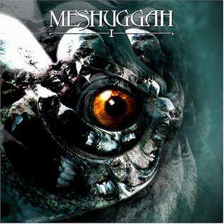Meshuggah - 'I' EP Digipack CD - Meshuggah